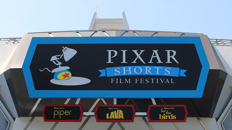 Pixar Shorts @Tomorrowland Theater
