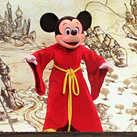 Mickey and the Magical Map @Fantasyland Theatre
