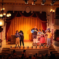 Laughing Stock Co. @The Golden Horseshoe Stage