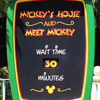 Mickey's House and Meet Mickey
