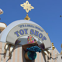 It's a Small World Toy Shop
