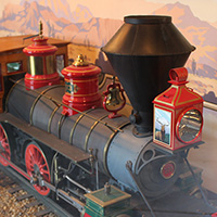 Lilly Belle Scale Model Train