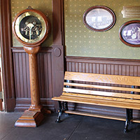 Main Street Station Scale