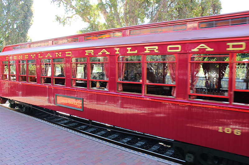 Lilly Belle Train Car