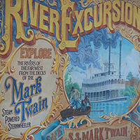River Excursions Mural