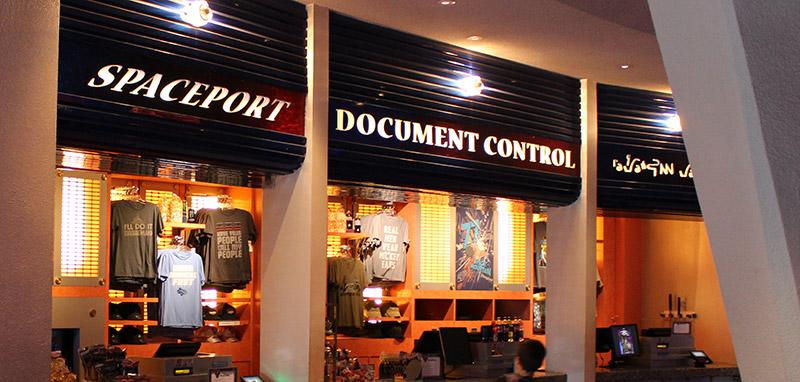 Spaceport Document Control