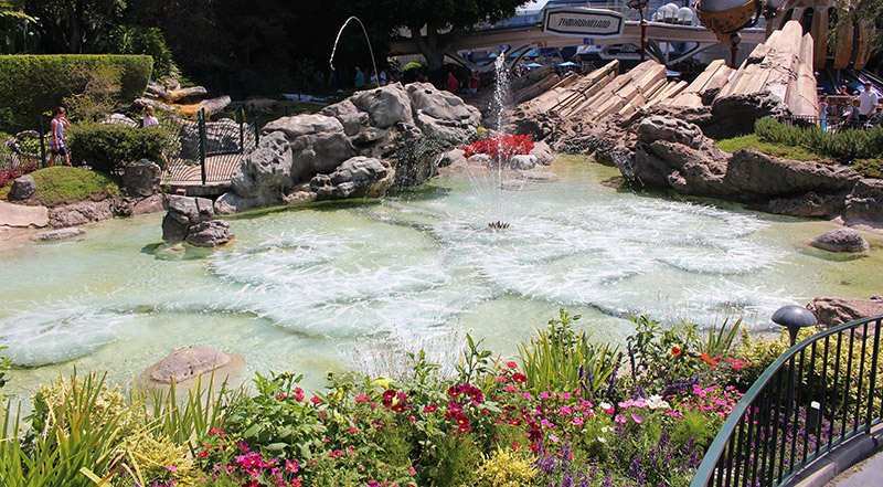 Pixie Hollow Lagoon