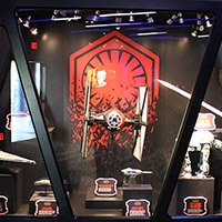 Star Wars First Order Display
