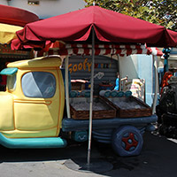Fruit Stand in Toontown